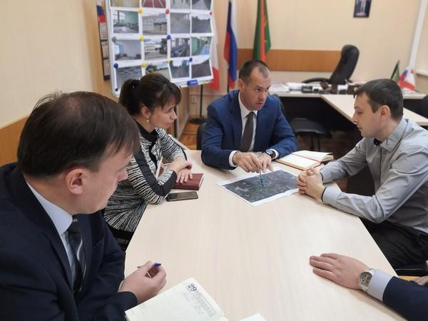 Красный берег в Вологодском районе будет электрифицирован.